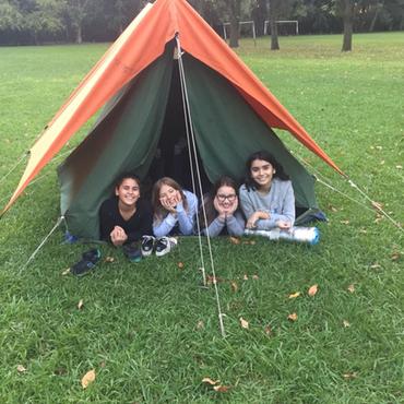 ¡Volvieron los campamentos!